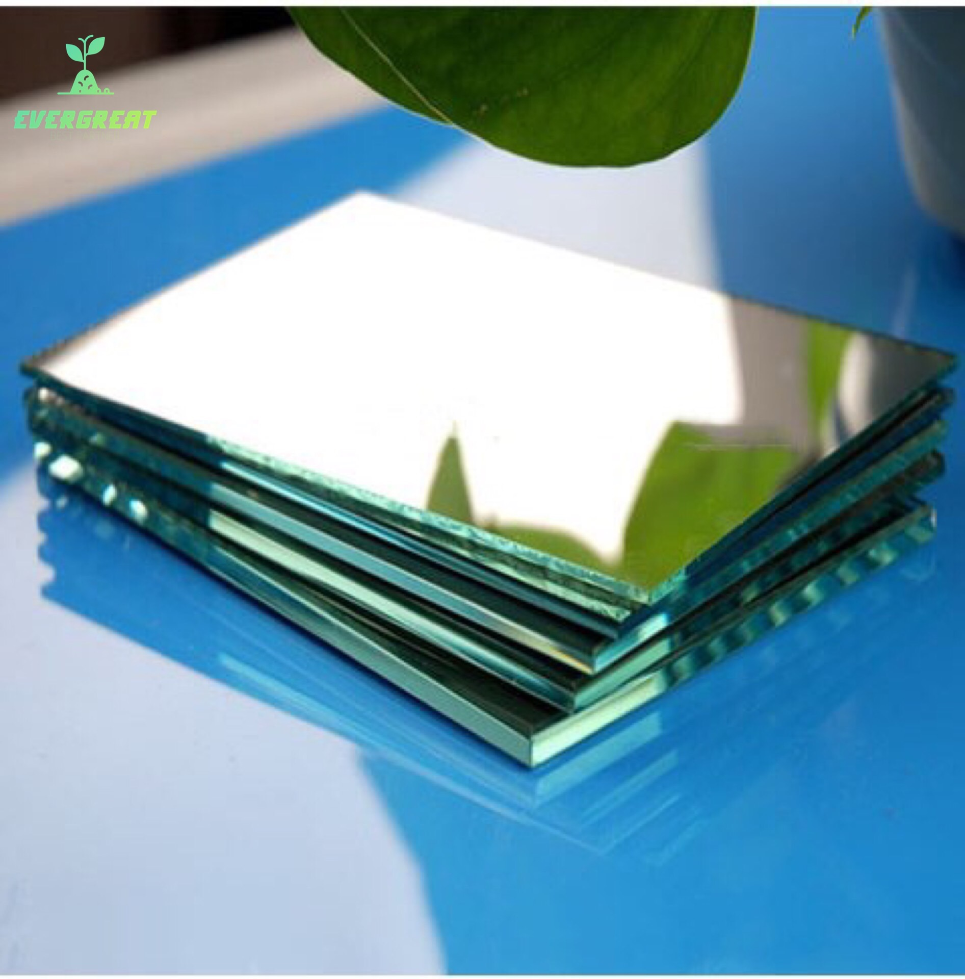 Clear Float Aluminium Mirror