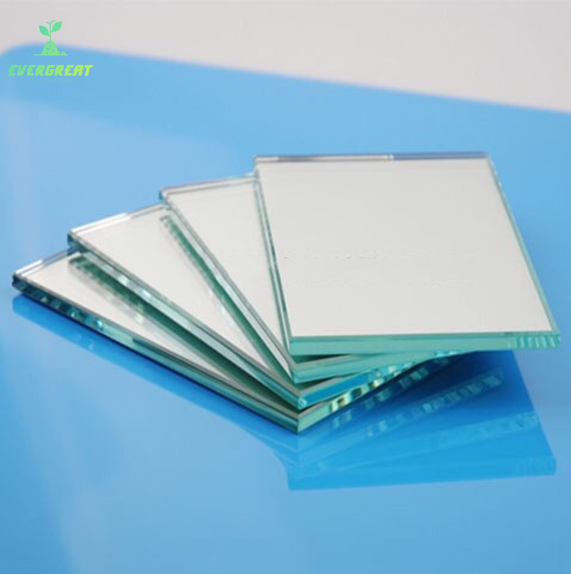 Clear Aluminium Mirror